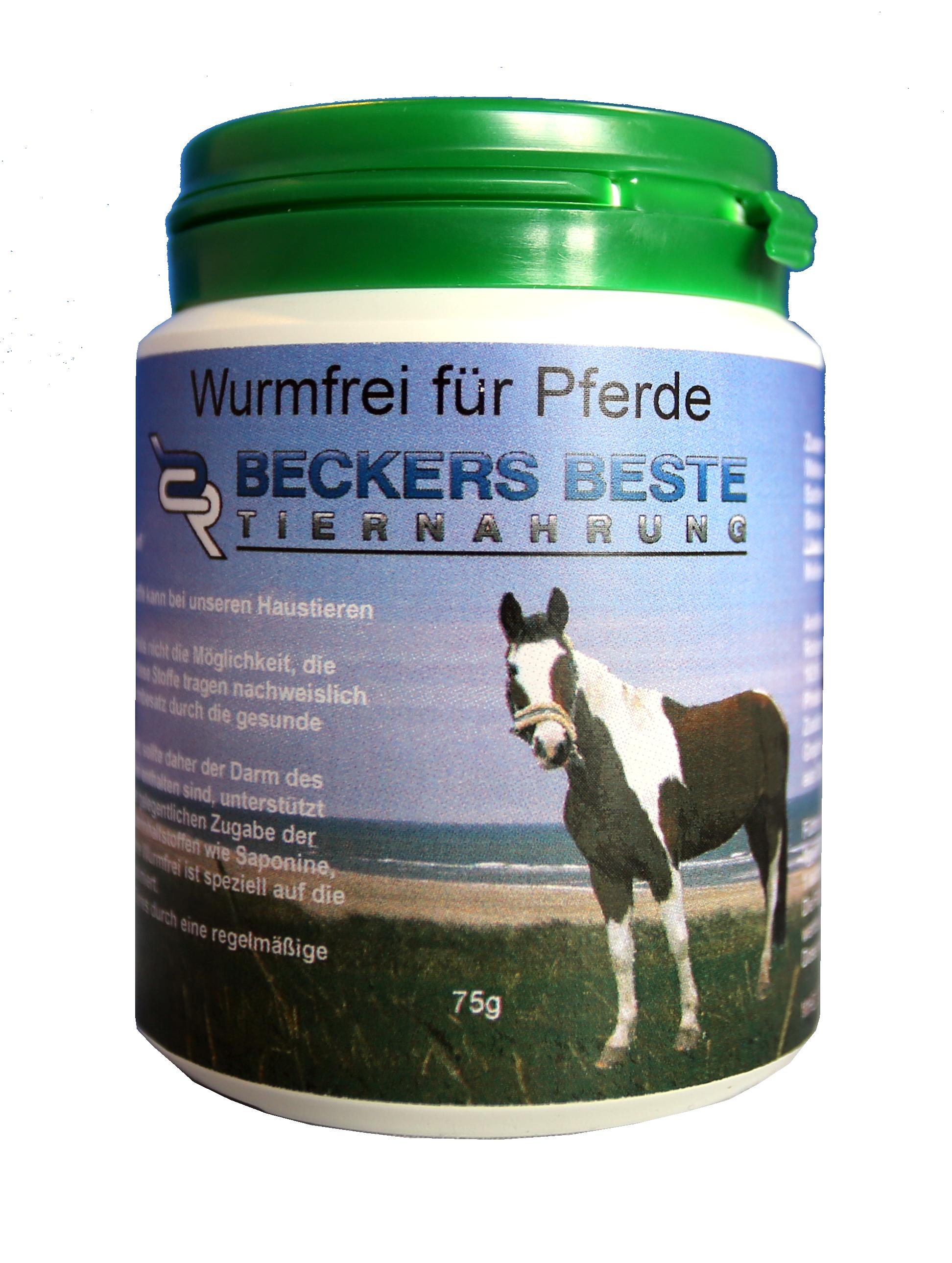 Verlibre-Wurmfrei 75g Pferd