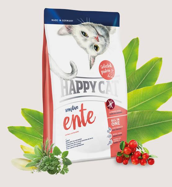 Happy Cat Ente