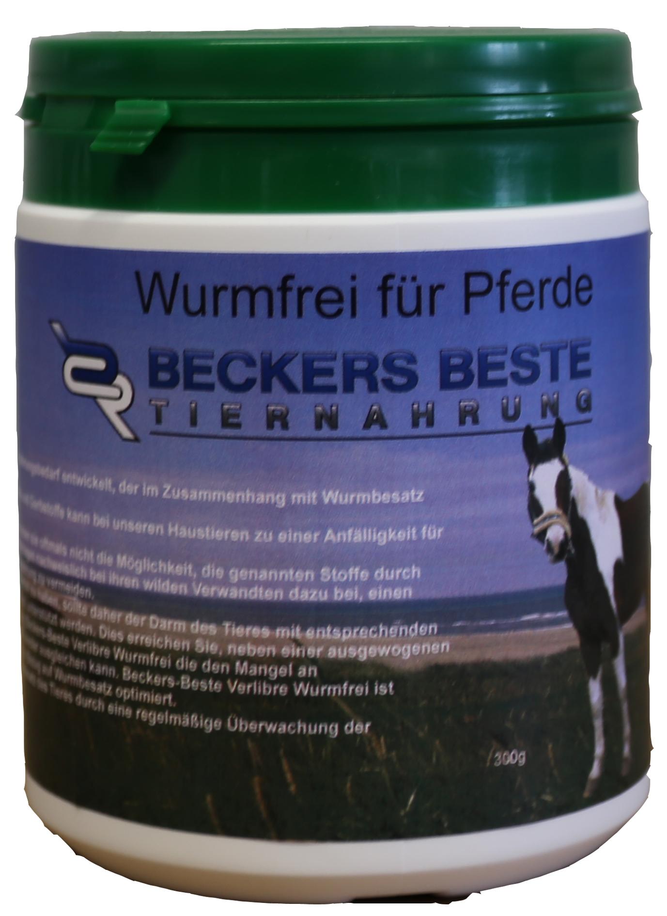 Verlibre-Wurmfrei 300g Pferd