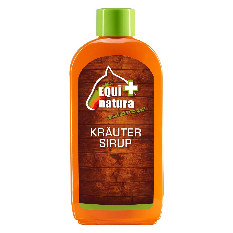Equi + natura Kräutersirup 500 ml