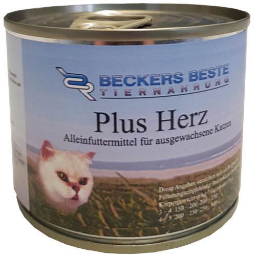 Beckers Beste Plus Herz 200 g