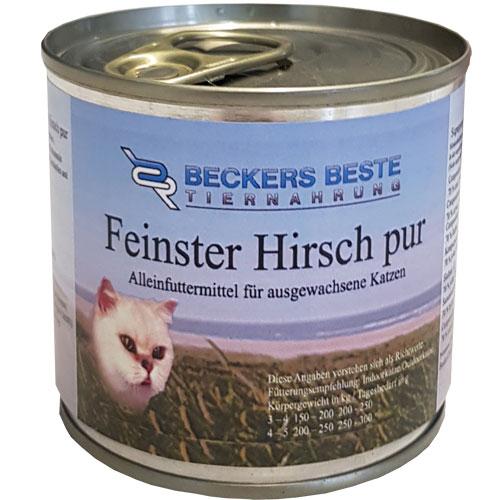Beckers Beste Sensitive Hirsch pur 200 g