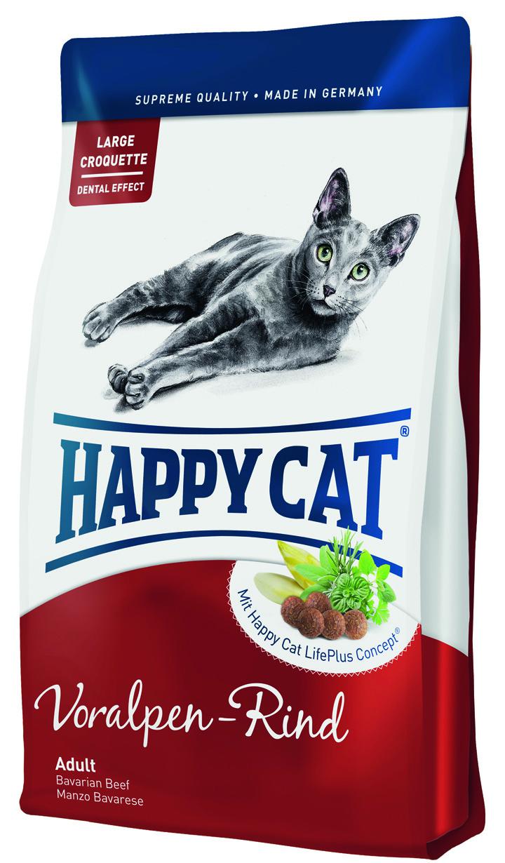 Happy Cat Voralpen Rind